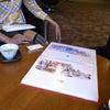 北九州からの来客の画像