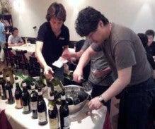ポルチェリーノ、シニアソムリエの仕事、子育て・・・でもワイン???