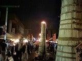 ダンナとニョーボのブログ-火祭2