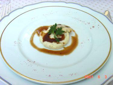 横浜発 驢馬人の美食な日々-la mirande11