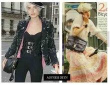 ColetteSnowのファッションブログ