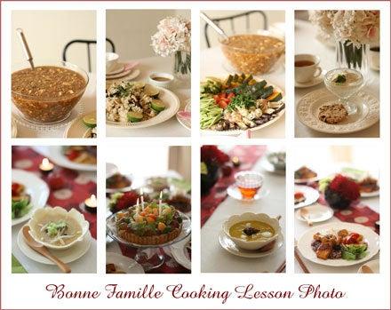 野菜&マクロビオティック料理教室  ボンヌ・ファミーユ-r