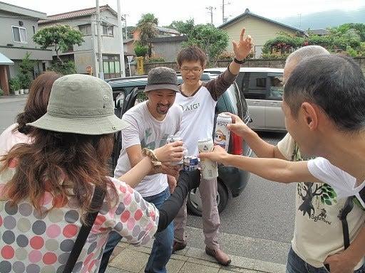 「地球探検隊」中村隊長の公式ブログ【ビタミンT】