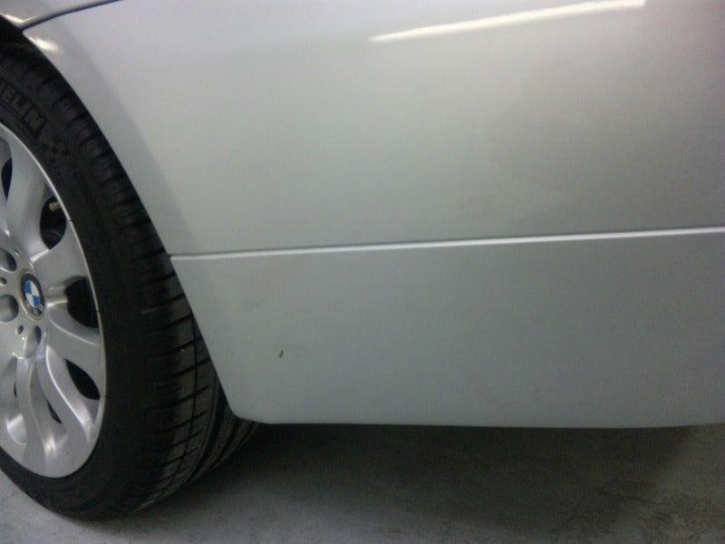 京都の女職人が書く車のブログ☆★-BMW バンパー