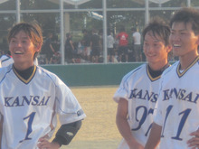 関西大学 男子ラクロス部 ブログ