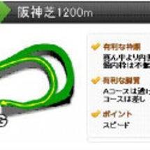 阪神芝1200