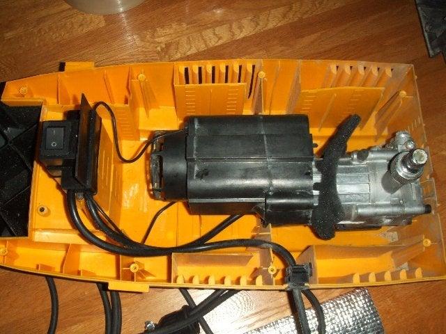 高圧洗浄機の修理 | あおりのブログ