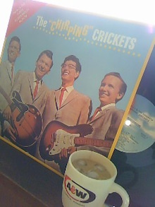 Buddy Holly - The Chirping Crickets