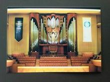 $松尾祐孝の音楽塾&作曲塾~音楽家・作曲家を夢見る貴方へ~-大ホール正面のフラッグ