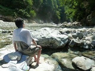 $気侭なぶらり旅-河原