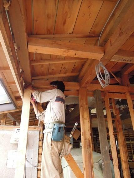 リノベーションで北海道の豊かな暮らし-札幌リノベーション、構造補強