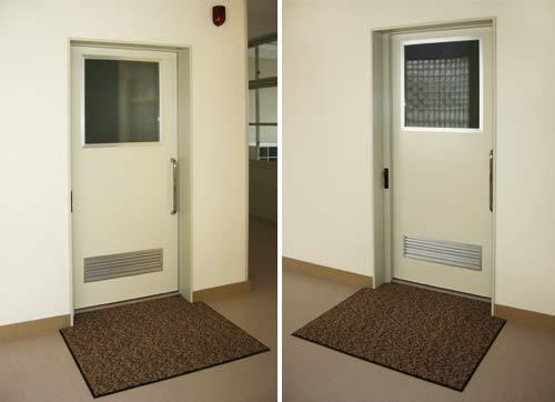 新宿御苑前 403新宿ギャラリースタッフ日記-電気の要らない自動ドア。室内