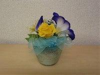 プリザーブドフラワー・開花工房・渋谷のバーミリオンハート-Zaa5s