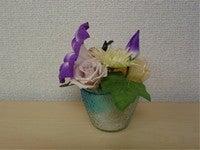 プリザーブドフラワー・開花工房・渋谷のバーミリオンハート-Zva9s