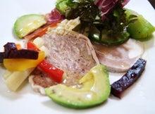 食べて飲んで観て読んだコト+レストラン・カザマ-シャルキュトリー盛り合わせ