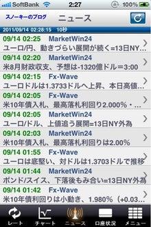 スノーキーのブログ-ライブスター証券iPhoneニュース2