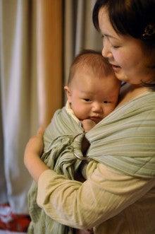 スリング講座 使い方、抱き方がわかれば毎日がラク&楽しくなる♪茨城で唯一のスリング教室 新生児~3歳までかるがる抱っこ!