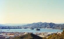 自然、戦跡、ときどき龍馬-愛宕山からの烏帽子山と浦戸湾