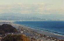 自然、戦跡、ときどき龍馬-機銃陣地跡からの東方の海岸線