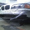 BMW  E-39フロント廻り修理。。の画像
