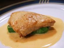 食べて飲んで観て読んだコト+レストラン・カザマ-マツカワガレイ