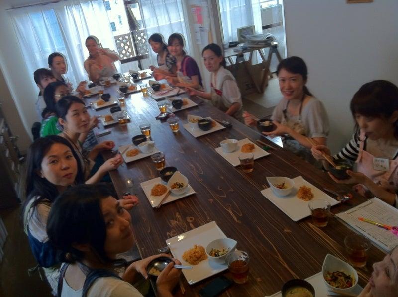 廣瀬ちえの「食を通じて幸せを分かち合う」ブログ-IMG_6818.jpg