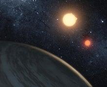 自分なりの判断のご紹介-連星惑星