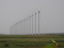 とりあたまのブログ-風車