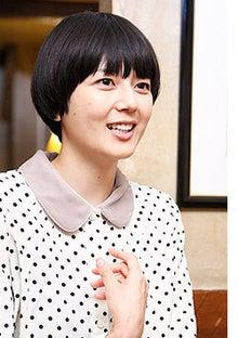 髪型がおしゃれな菊池亜希子