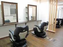 Hair salon young 西田原店-表紙2