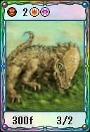 cheeseのABCD日記-怒り狂うパキケファロサウルス