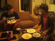 PALM SOUND 2011のブログ-今日のご飯