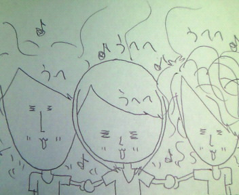 ♪カブトムシプリンセスとみ~のすけさん♪-201109230419002.jpg