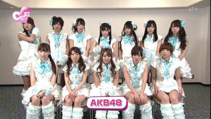 AKB48篠田麻里子ぱんちら画像