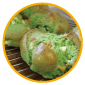 $金沢のおいしいパン【Su Franche】スーフランシュ-抹茶と小豆・ホワイトチョコのスコーン