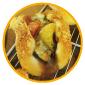 $金沢のおいしいパン【Su Franche】スーフランシュ-グリル野菜のカレーのフォカッチャ