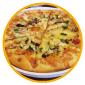 $金沢のおいしいパン【Su Franche】スーフランシュ-マイタケとオクラの「和」なピッツァ