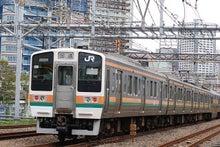 $海神奈川鉄道写真ブログ-211B