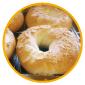 $金沢のおいしいパン【Su Franche】スーフランシュ-もちもちニューヨークベーグル