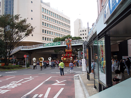 湘南住宅情報のブログ-藤沢市民まつり