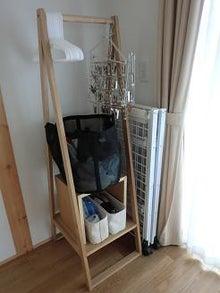 注文住宅の建て方■無印良品の家-洗濯物置場