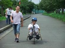 $僕も乗れた!障害があっても乗れる自転車&三輪車-8
