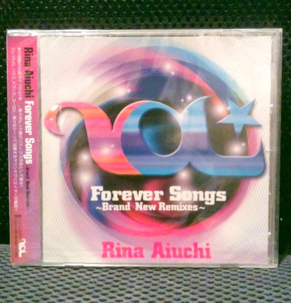愛内里菜『Forever Songs Brand ...