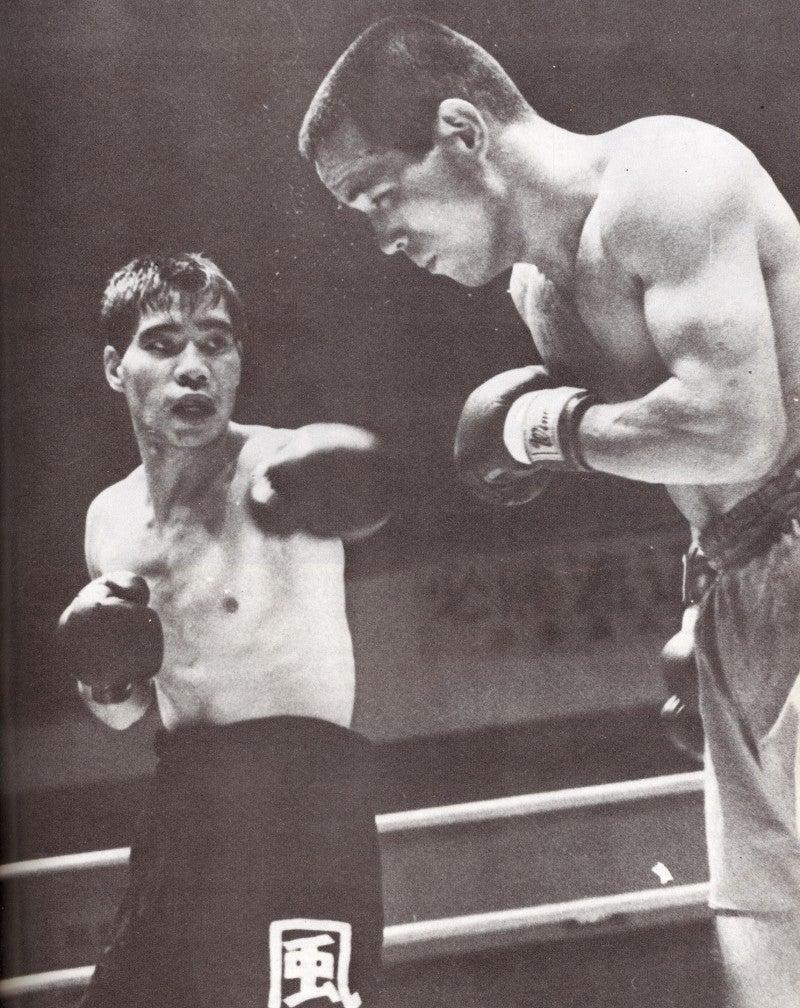 マスター ボクシング