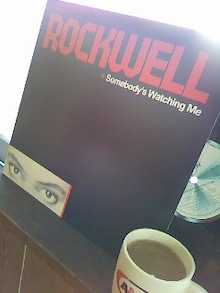 Rockwell - Somebodys Watching Me