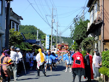 りょーじぃのブログ-鳥取八頭町安藤祭り