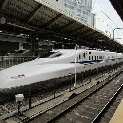 東海道・山陽新幹線 N700系 乗車記の記事に添付されている画像