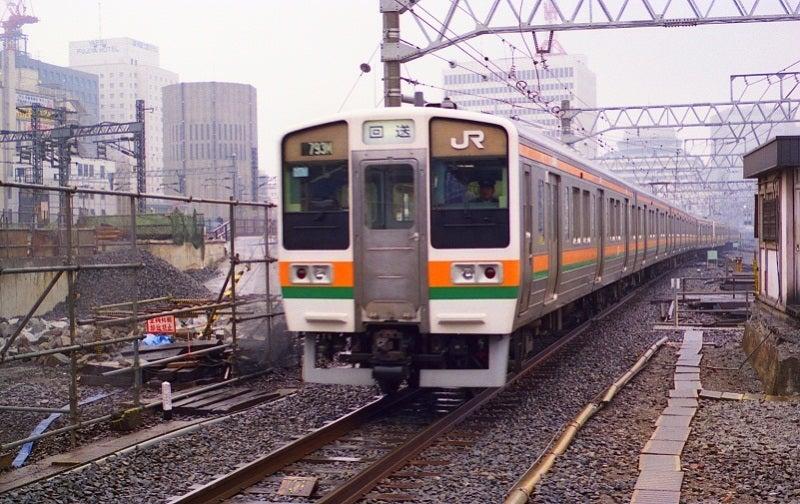千葉の鉄道 Now & Then275) 211系東海道線の初期の頃