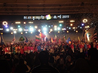 天安世界ダンス祭り、最終日!の記事より