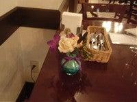プリザーブドフラワー・開花工房・渋谷のバーミリオンハート-店テーブル2